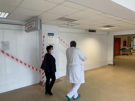 Απαράδεκτη καθυστέρηση στην καταβολή των οφειλομένων εφημεριών προς τους ιατρούς του Νοσ. Χαλκιδικής
