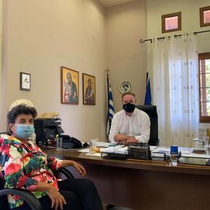 Κρίσιμο να βελτιωθούν οι συνθήκες της καθημερινότητας και να προχωρήσουν έργα στο Δήμο Αριστοτέλη.