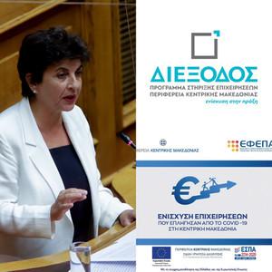 """13.000 επιχειρήσεις της Κεντρικής Μακεδονίας εκτός της χρηματοδότησης του προγράμματος """"Διέξοδος""""."""