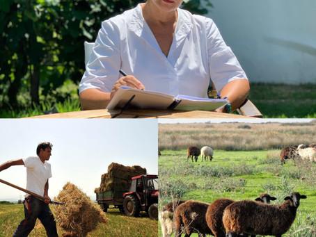 Να ενταχθούν στην Δράση 4.1.1. όλοι οι αγρότες και κτηνοτρόφοι της Κεντρικής Μακεδονίας.