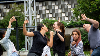 'Lost In Feeling' during Supercell Festival Of Contemporary Dance 2019