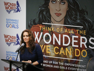 Acting Like a Non-Misogynist Grown-Up: U.N. Drops Wonder Woman as an Ambassador
