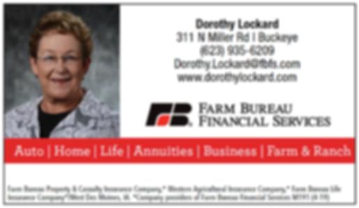 Farm Bureau Financial Services_Dorothy L