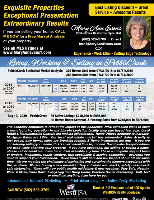West USA Realty_Mary Ann Evans_Advert Se