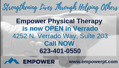Empower Physical Therapy_Advert Aug2019.