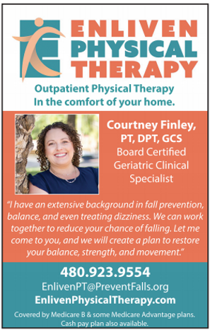 Enliven Physical Therapy_Advert Mar2021.