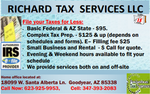 Richard Tax Service_Advert Feb2020.png