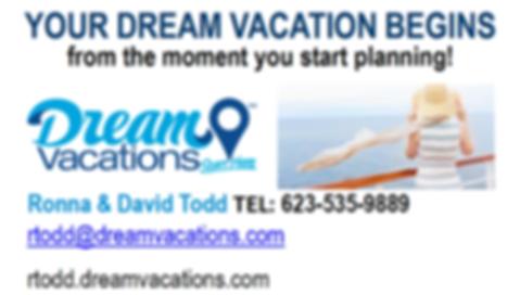 Dream Vacations_Ronna Todd_Advert Jun201