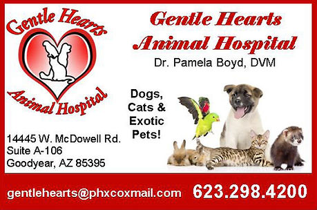 Gentle Hearts Animal Hospital_AdvertAug2