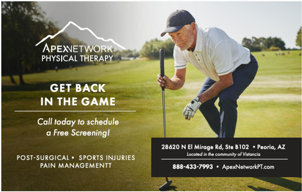 ApexNetwork Physical Therapy_Advert Dec2