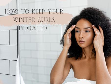 Dry curls?