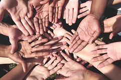 도와주는 손