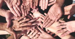 Helping people regardless of gender, race or religion