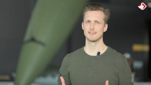Educatieve video LezenOké met Guus Bok (Keuzes maken in oorlogstijd)