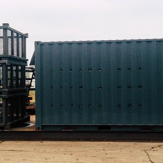 Carol's Machine & Fabrication, Inc. - custom skid unit