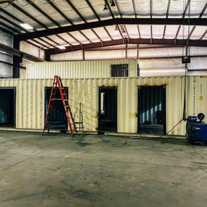 Carol's Machine & Fabrication, Inc. - shop conex 2