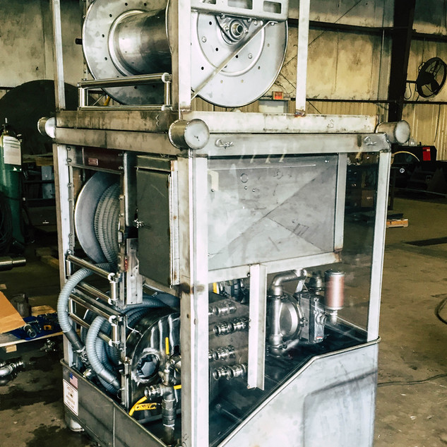 Carol's Machine & Fabrication, Inc. - custom prototype
