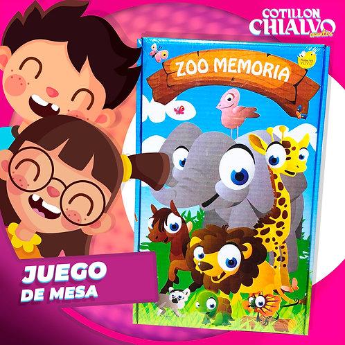"Juegos de Mesa ""Zoo memoria"""