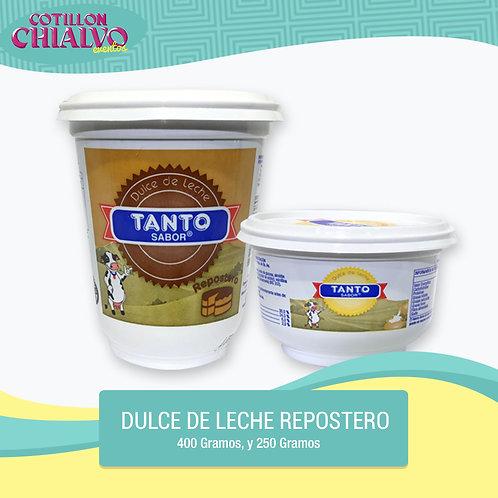 """Dulce de Leche Repostero """"Tanto"""""""