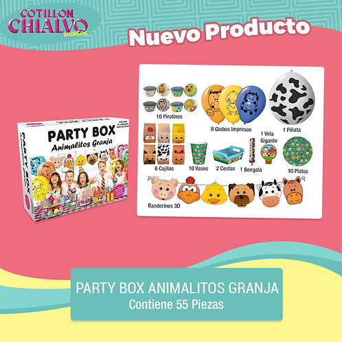 "Party Box ""Granja"""