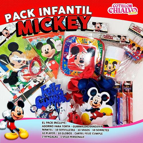 "Combo Cumple ""Mickey"""