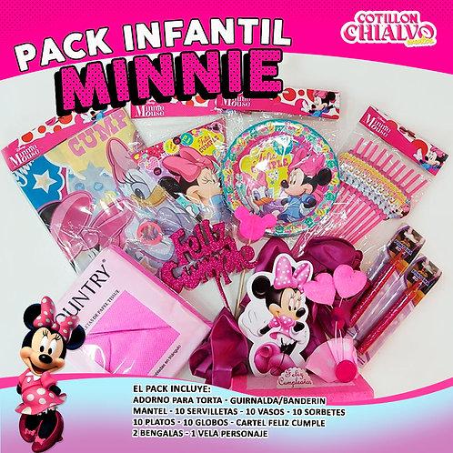 "Combo Cumple ""Minnie"""