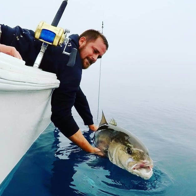 Offshore fishing at it's best