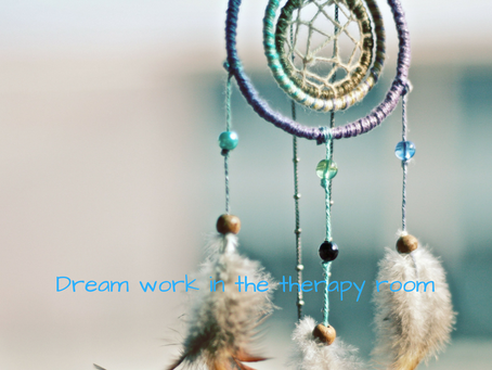 DREAMWORK in the counselling session