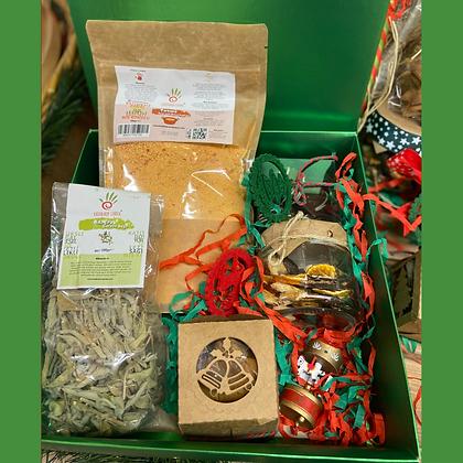 Yeşil Yeni Yıl Sağlık ve Huzur Paketi