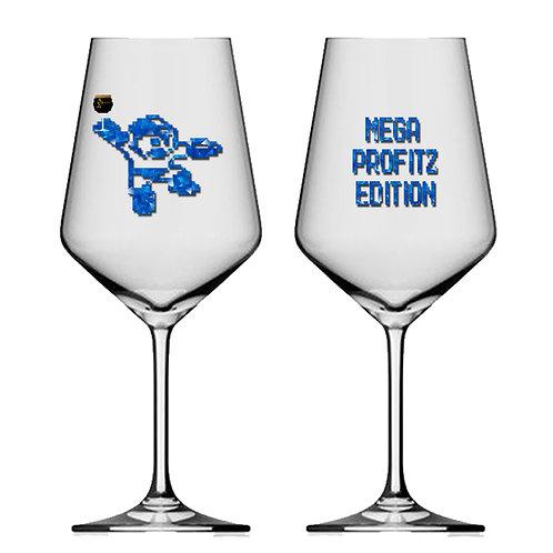 "Blue Diamond Mega Man ""Mega Profitz Edition"""
