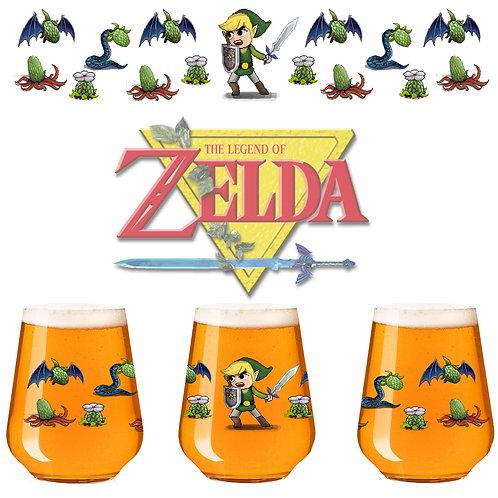 Legend of Zelda: The Hop Awakening