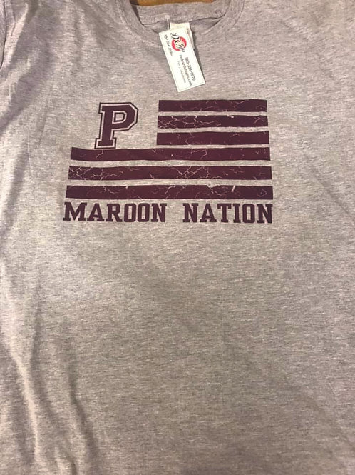 Maroon Nation Flag