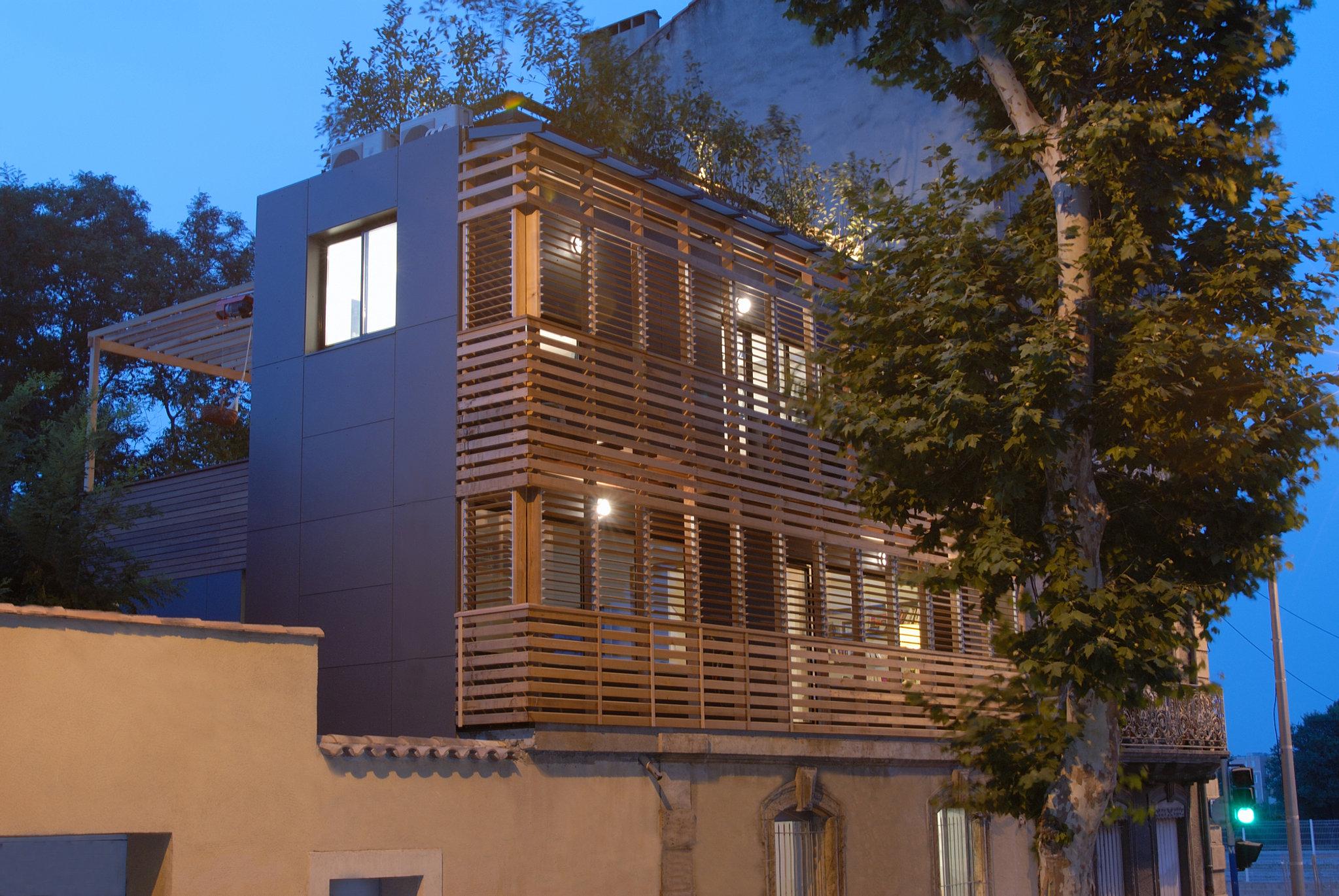 les comptoirs de l 39 architecture cr ateur de maison individuelle. Black Bedroom Furniture Sets. Home Design Ideas