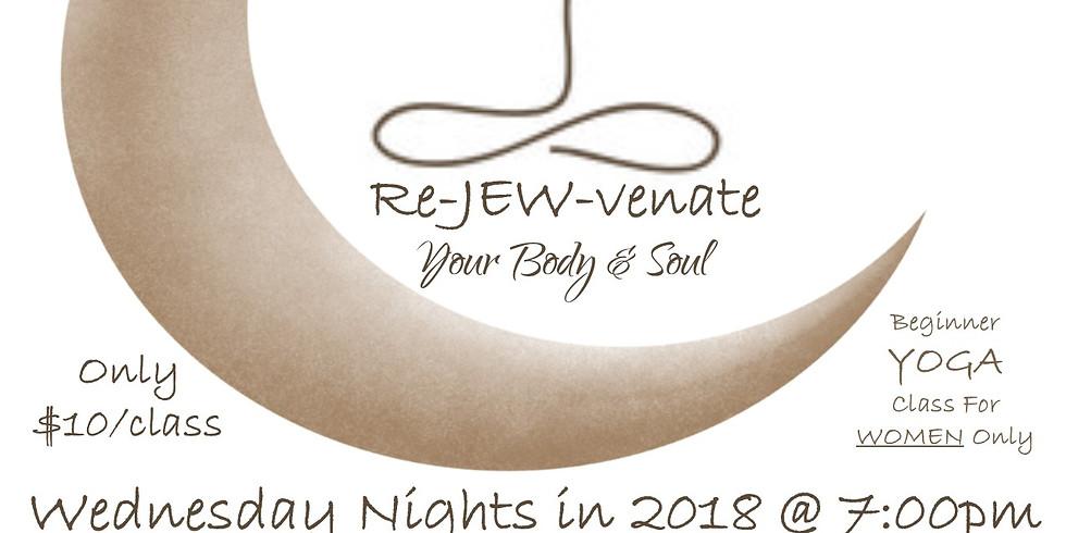 Re-JEW-venate Yoga