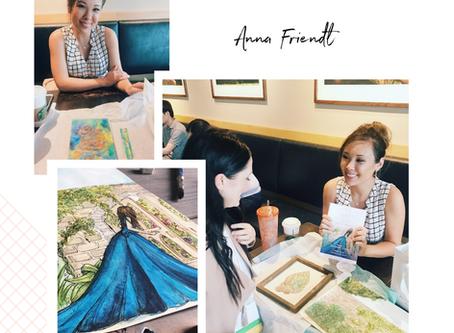 Meet Anna Friendt