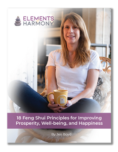 Free Guide with 18 Feng Shui Principles