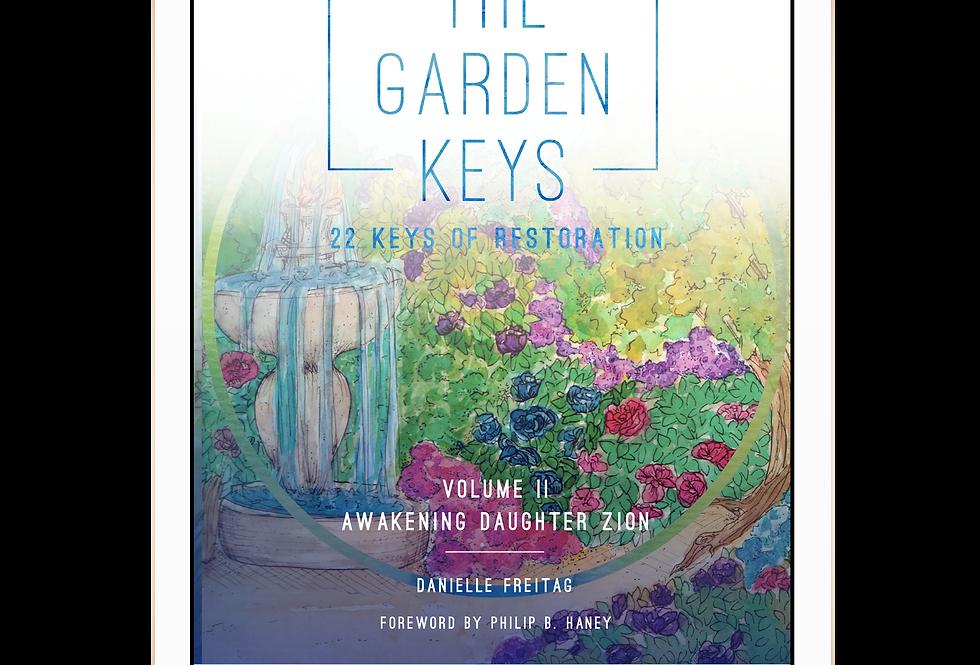 The Garden Keys V.II eBook
