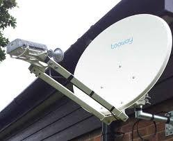 Satellite broadband installation in  Co Cork