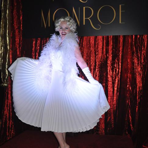 Marilyn Monroe Look-a-Like
