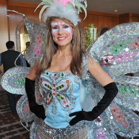 Butterfly Showgirl