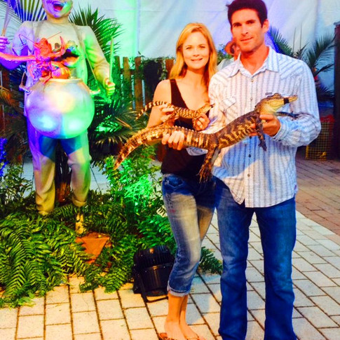 Alligator Handlers