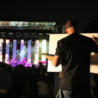 Live Event Painter