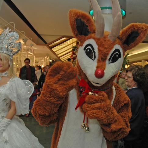 Rudolph and Snow Princess