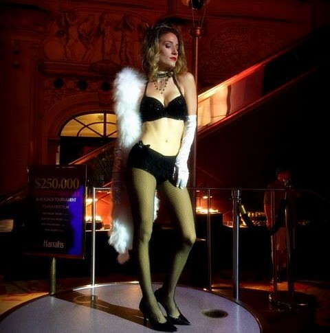 Burlesque Themed Dancer