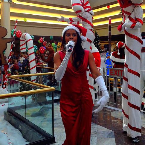 Holiday Vocalist