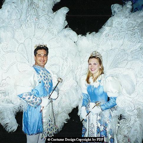 Mardi Gras Royalty