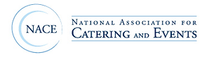 NACE Member, National Associatin for Catering and Events Member