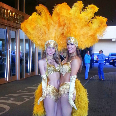 Golden Showgirls