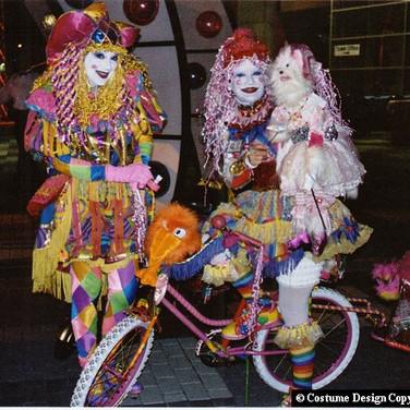 Balloon Clowns