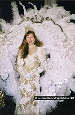 Mardi Gras Royalty, Model, Costumed Model, Model Hostess, Mardi Gras Queen